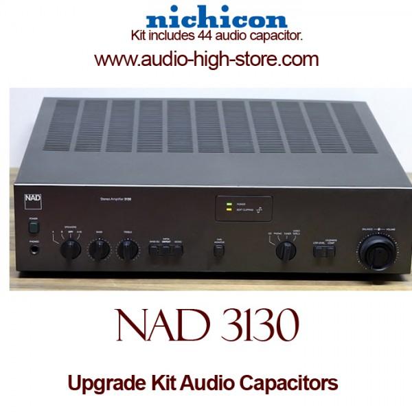 NAD 3130 Upgrade Kit Audio Capacitors