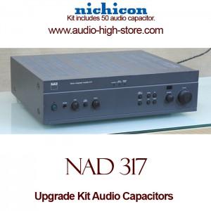 NAD 317 Upgrade Kit Audio Capacitors