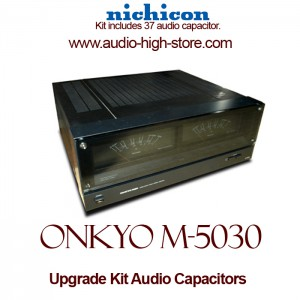 Onkyo M-5030 Upgrade Kit Audio Capacitors