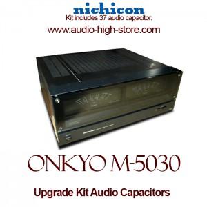 Onkyo M-5030 Upgrade Kit Audio Capacitors