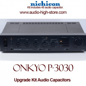 Onkyo P-3030 Upgrade Kit Audio Capacitors