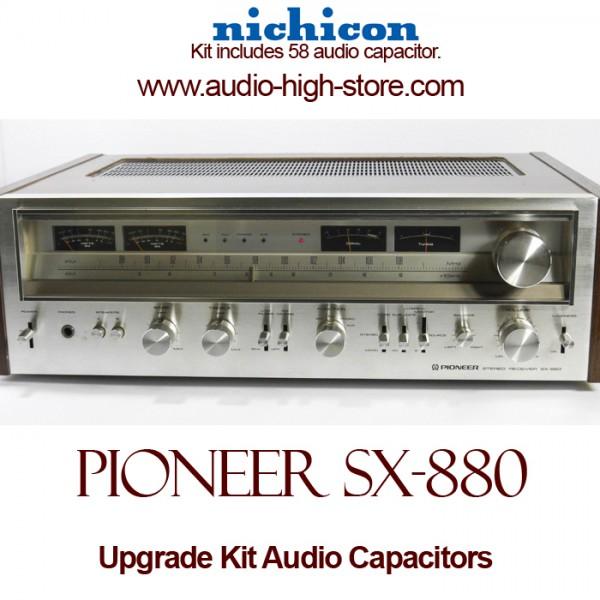 Pioneer SX-880 Upgrade Kit Audio Capacitors