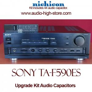 Sony TA-F590ES Upgrade Kit Audio Capacitors
