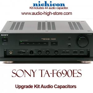 Sony TA-F690ES Upgrade Kit Audio Capacitors