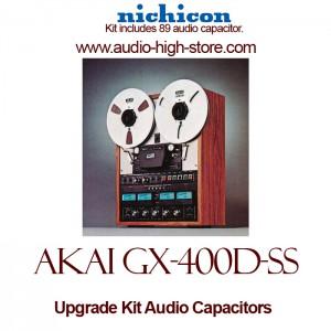 Akai GX-400D-SS Upgrade Kit Audio Capacitors
