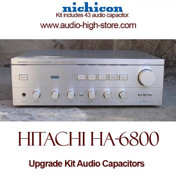 Hitachi HA-6800 Upgrade Kit Audio Capacitors