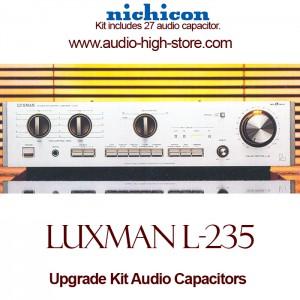 Luxman L-235 Upgrade Kit Audio Capacitors