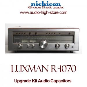 Luxman R-1070 Upgrade Kit Audio Capacitors