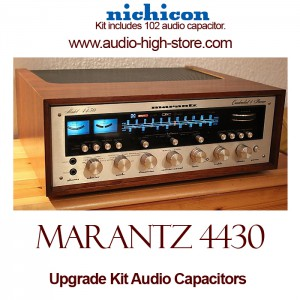 Marantz 4430 Upgrade Kit Audio Capacitors