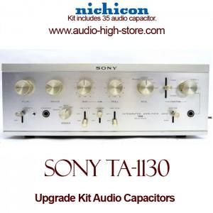 Sony TA-1130 Upgrade Kit Audio Capacitors