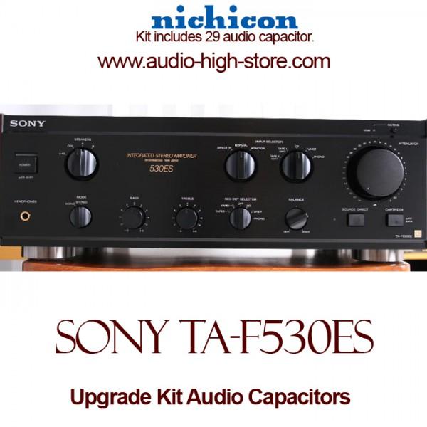 Sony TA-F530ES Upgrade Kit Audio Capacitors