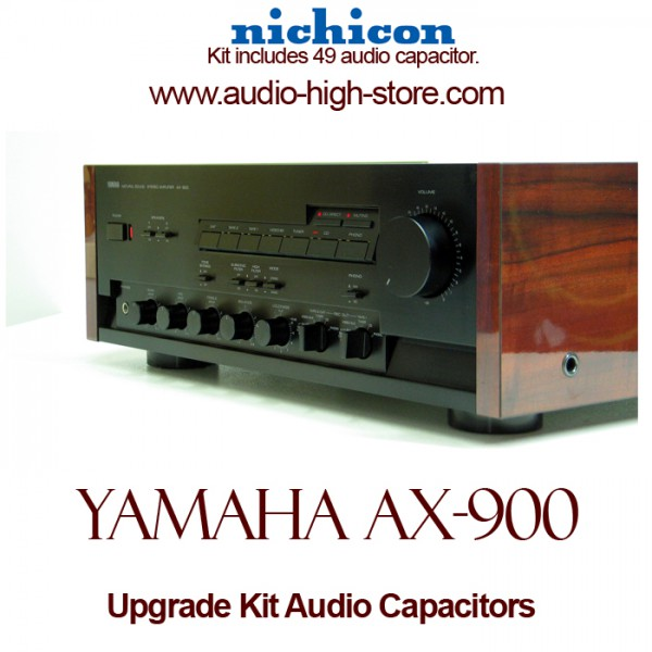 Yamaha AX-900 Upgrade Kit Audio Capacitors
