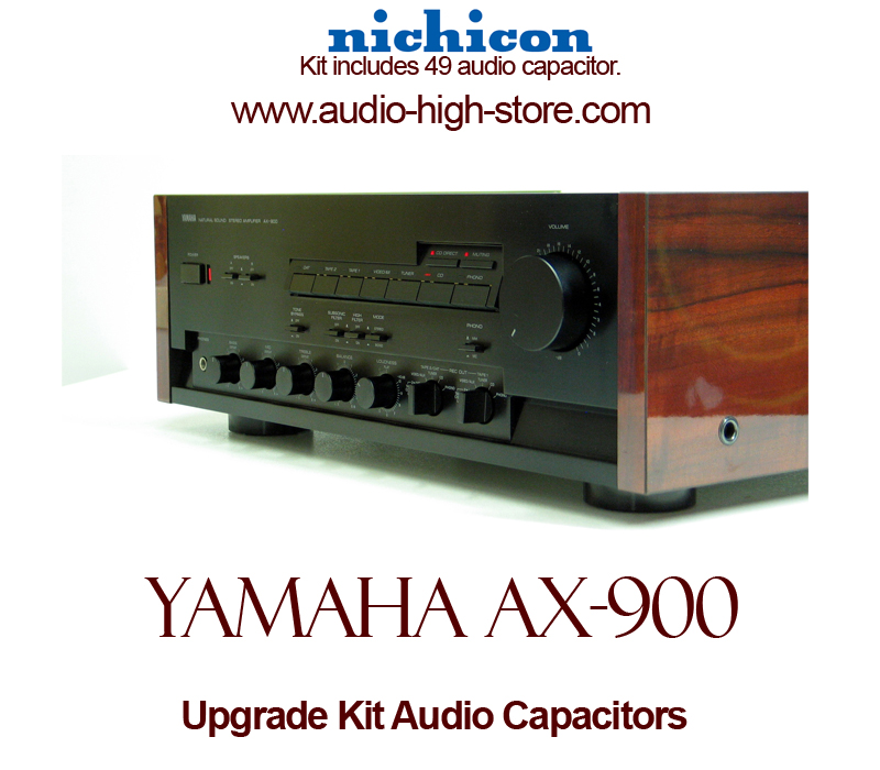 Yamaha Ax 900 Upgrade Kit Audio Capacitors