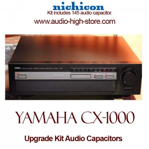 Yamaha CX-1000 Upgrade Kit Audio Capacitors