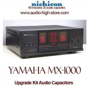 Yamaha MX-1000 Upgrade Kit Audio Capacitors