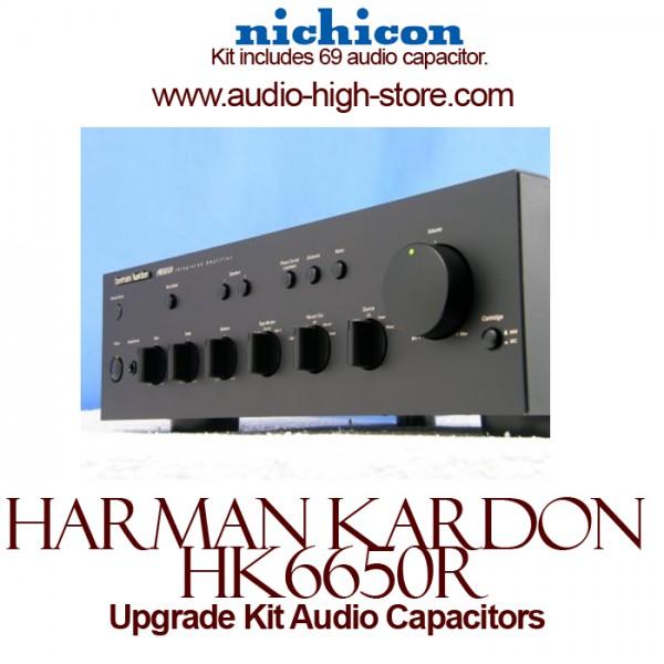 Harman Kardon HK6650R Upgrade Kit Audio Capacitors
