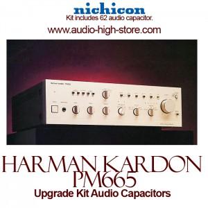 Harman Kardon PM665 Upgrade Kit Audio Capacitors