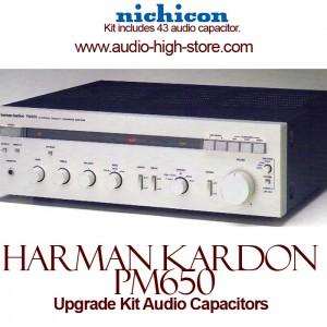 Harman Kardon PM650 Upgrade Kit Audio Capacitors