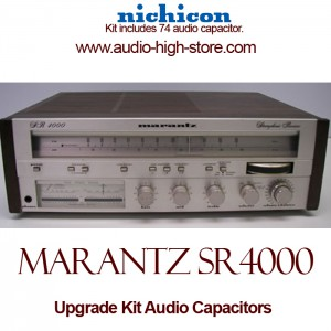 Marantz SR4000 Upgrade Kit Audio Capacitors