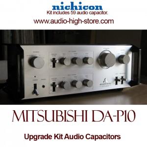 Mitsubishi DA-P10 Upgrade Kit Audio Capacitors