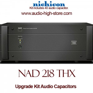 NAD 218 THX Upgrade Kit Audio Capacitors