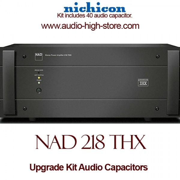 NAD 218 THX Upgrade Kit Audio Capacitors