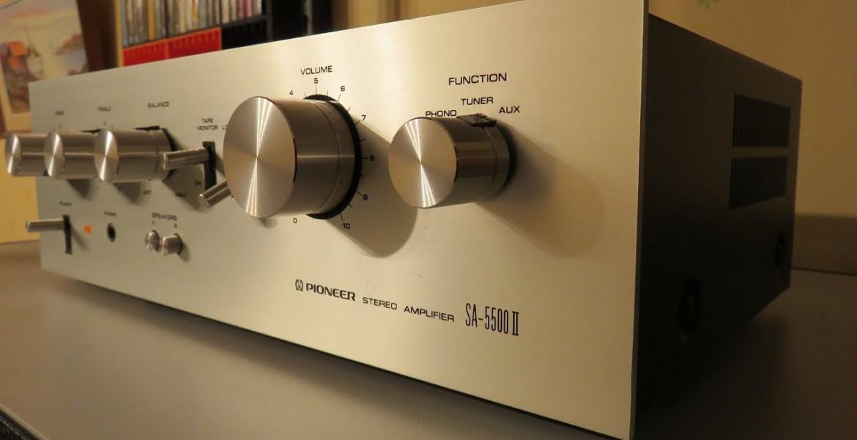 Pioneer SA-5500