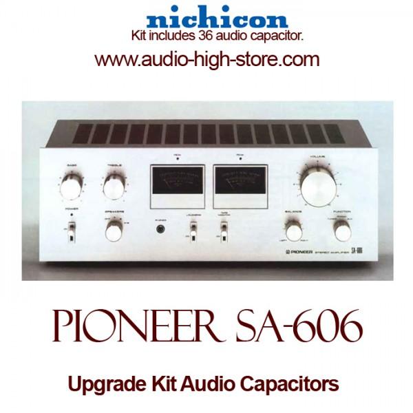 Pioneer SA-606 Upgrade Kit Audio Capacitors