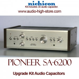 Pioneer SA-6200 Upgrade Kit Audio Capacitors