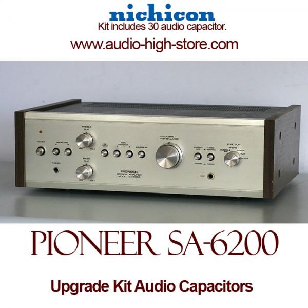 Pioneer SA-6200 Upgrade Kit Audio Capacitors