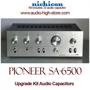 Pioneer SA-6500 Upgrade Kit Audio Capacitors