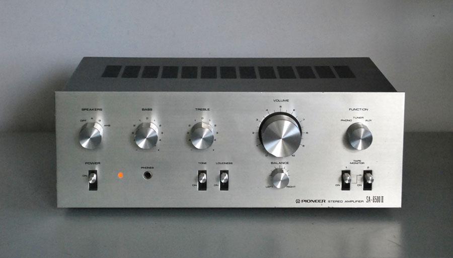 Pioneer SA-6500