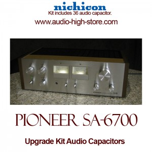 Pioneer SA-6700 Upgrade Kit Audio Capacitors