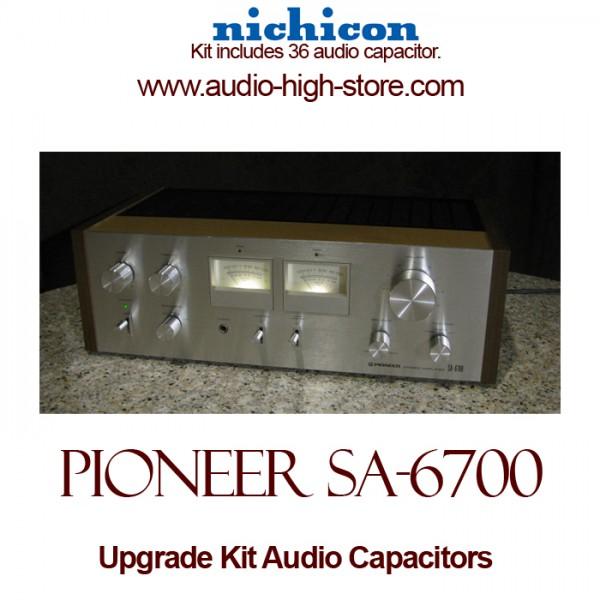 Pioneer SA-6700 Upgrade Kit Audio Capacitors