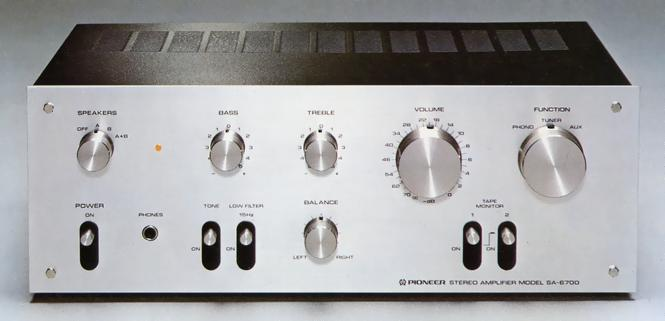 Pioneer SA-6700