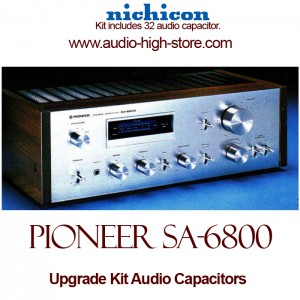 Pioneer SA-6800 Upgrade Kit Audio Capacitors