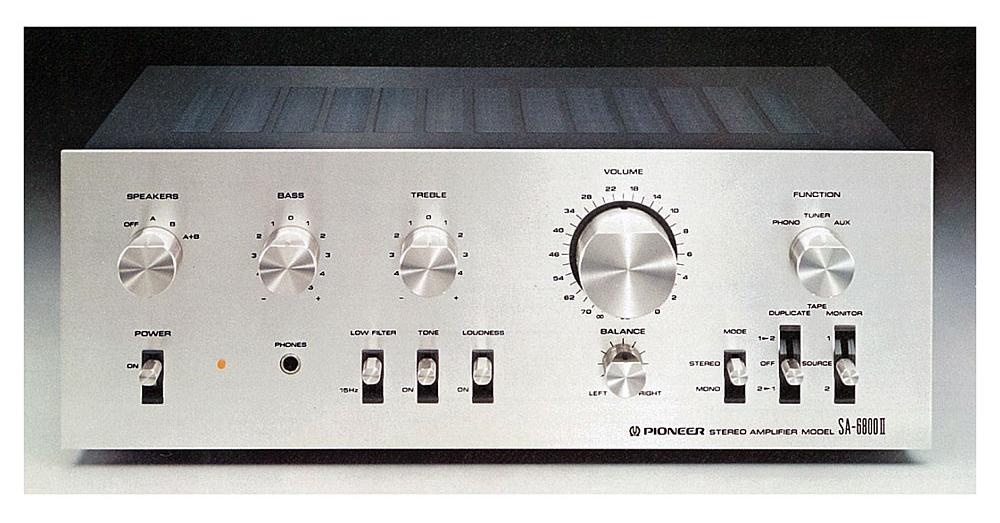 Pioneer SA-6850