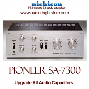 Pioneer SA-7300 Upgrade Kit Audio Capacitors