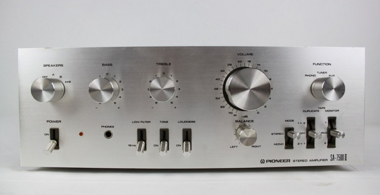 Pioneer SA-7500