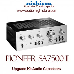 Pioneer SA-7500 II Upgrade Kit Audio Capacitors