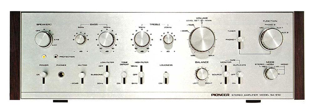 Pioneer SA-910