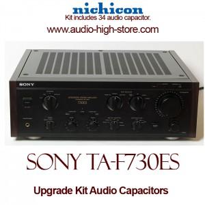 Sony TA-F730ES Upgrade Kit Audio Capacitors