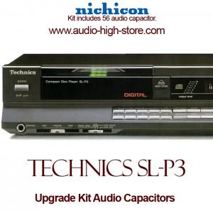 Technics SL-P3 Upgrade Kit Audio Capacitors