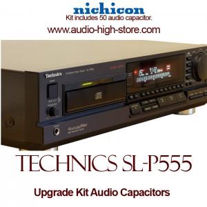 Technics SL-P555 Upgrade Kit Audio Capacitors