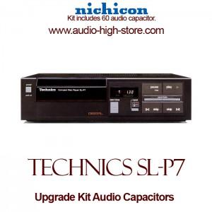 Technics SL-P7 Upgrade Kit Audio Capacitors
