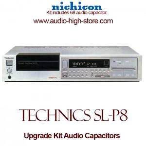 Technics SL-P8 Upgrade Kit Audio Capacitors