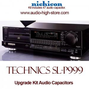 Technics SL-P999 Upgrade Kit Audio Capacitors