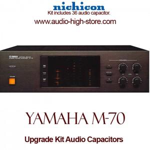 Yamaha M-70 Upgrade Kit Audio Capacitors
