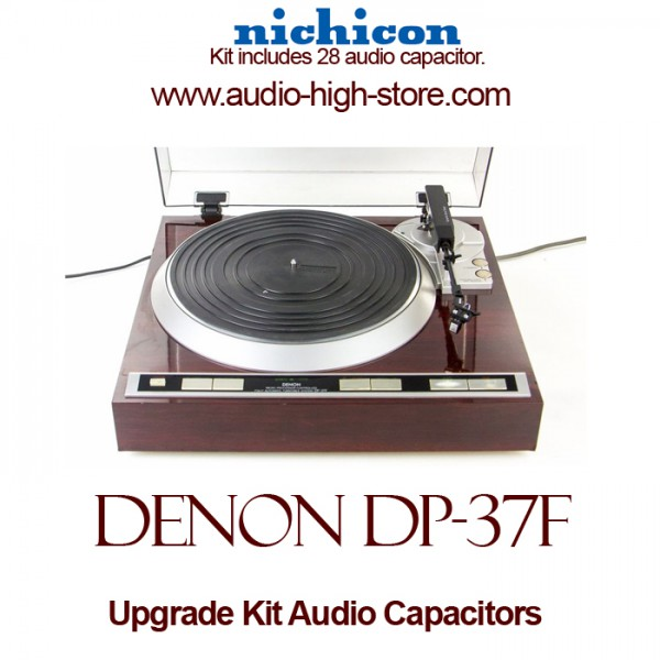 Denon DP-37F Upgrade Kit Audio Capacitors