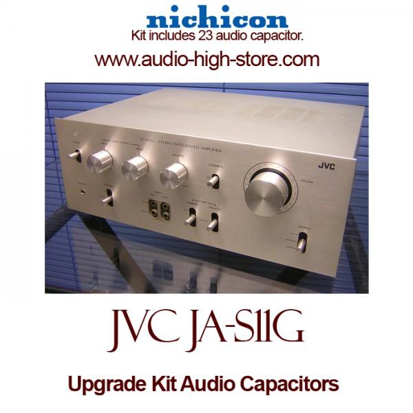 JVC JA-S11G Upgrade Kit Audio Capacitors